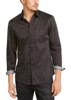 Guess Men's Luxe Urban Ditsy Shirt