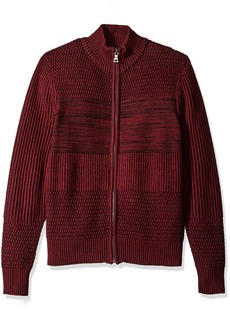GUESS Men's Marled Sweater  M