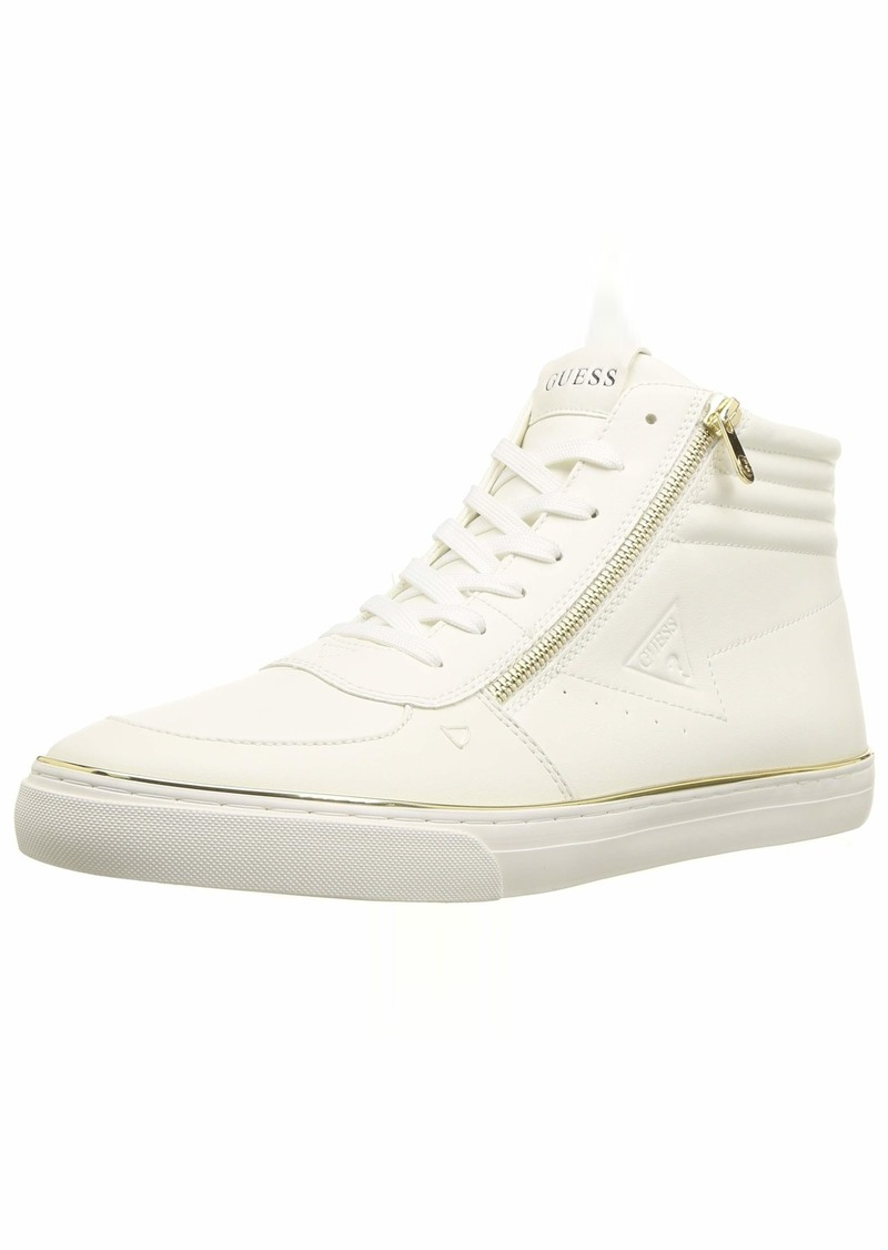 GUESS Men's Marza Sneaker   M US