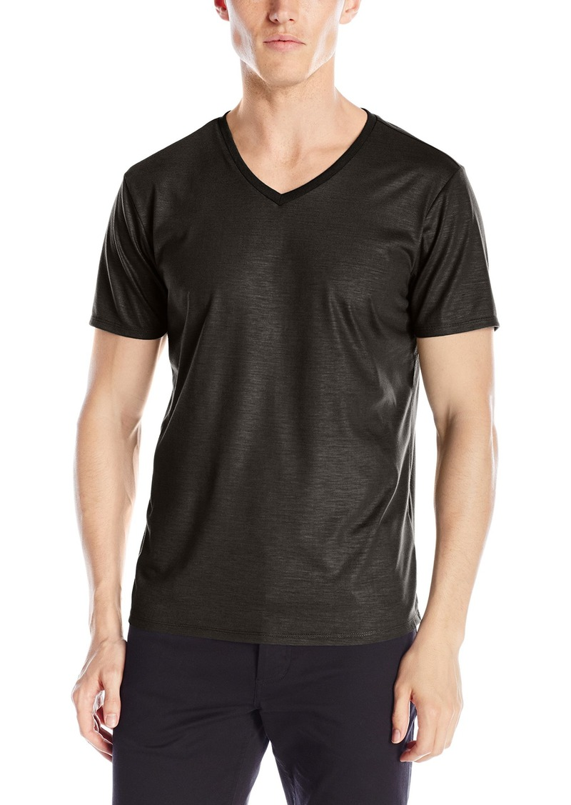 GUESS Men's Mason Yoke T-Shirt  L
