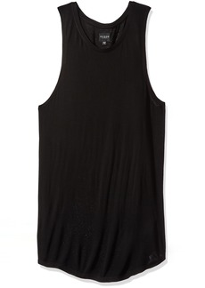 GUESS Men's Max Solid Tank  M