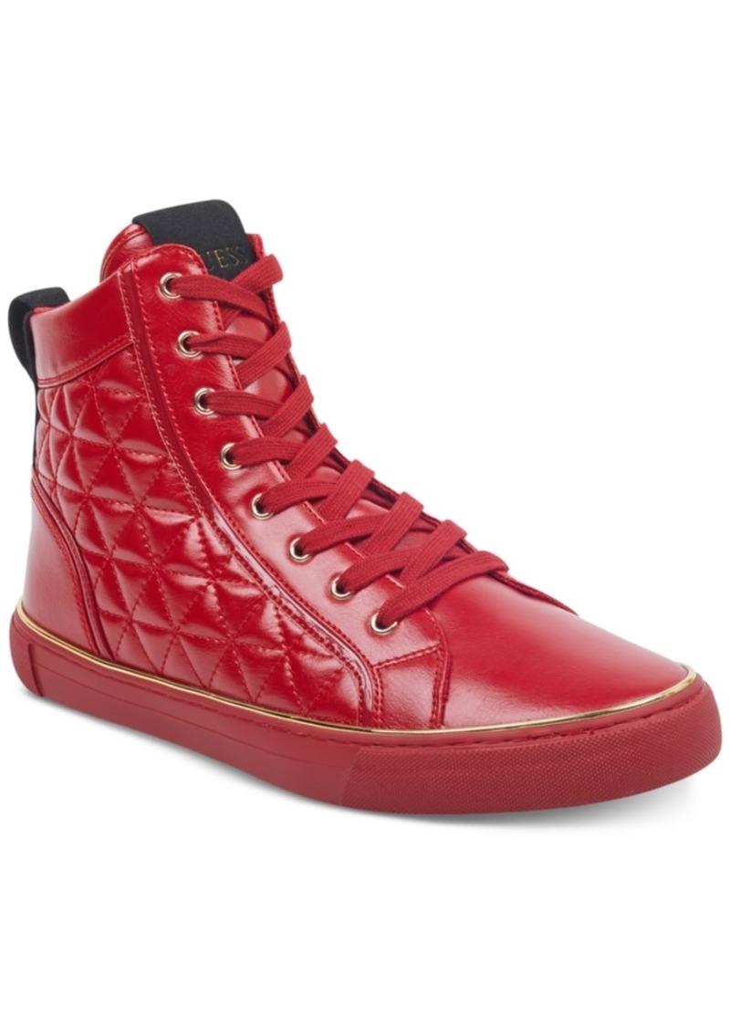 Guess Men's Melo Hi Top Sneaker Men's Shoes