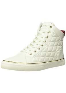 GUESS Men's MELO Sneaker   Medium US