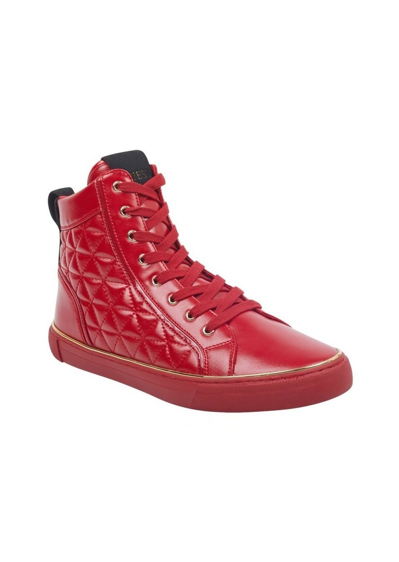 Guess Men's Melo Sneaker red  M US