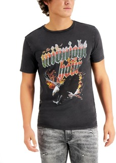 Guess Men's Midnight Hour Graphic T-Shirt