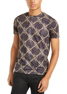 Guess Men's Multi-Print T-Shirt