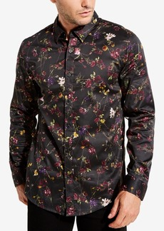 Guess Men's Mystic Floral Shirt