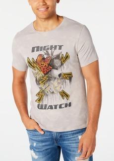 Guess Men's Night Watch Graphic T-Shirt