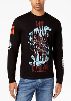 Guess Men's No Rest For The Wild Graphic-Print T-Shirt