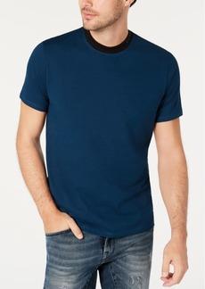 Guess Men's Pima Logo Collar T-Shirt