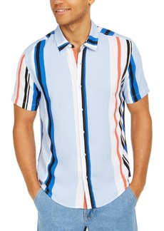 Guess Men's Rayn Ridley Stripe Shirt