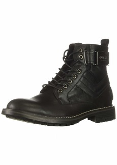 GUESS Men's Rebel Combat Boot   M US