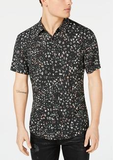 Guess Men's Rock Leopard Shirt