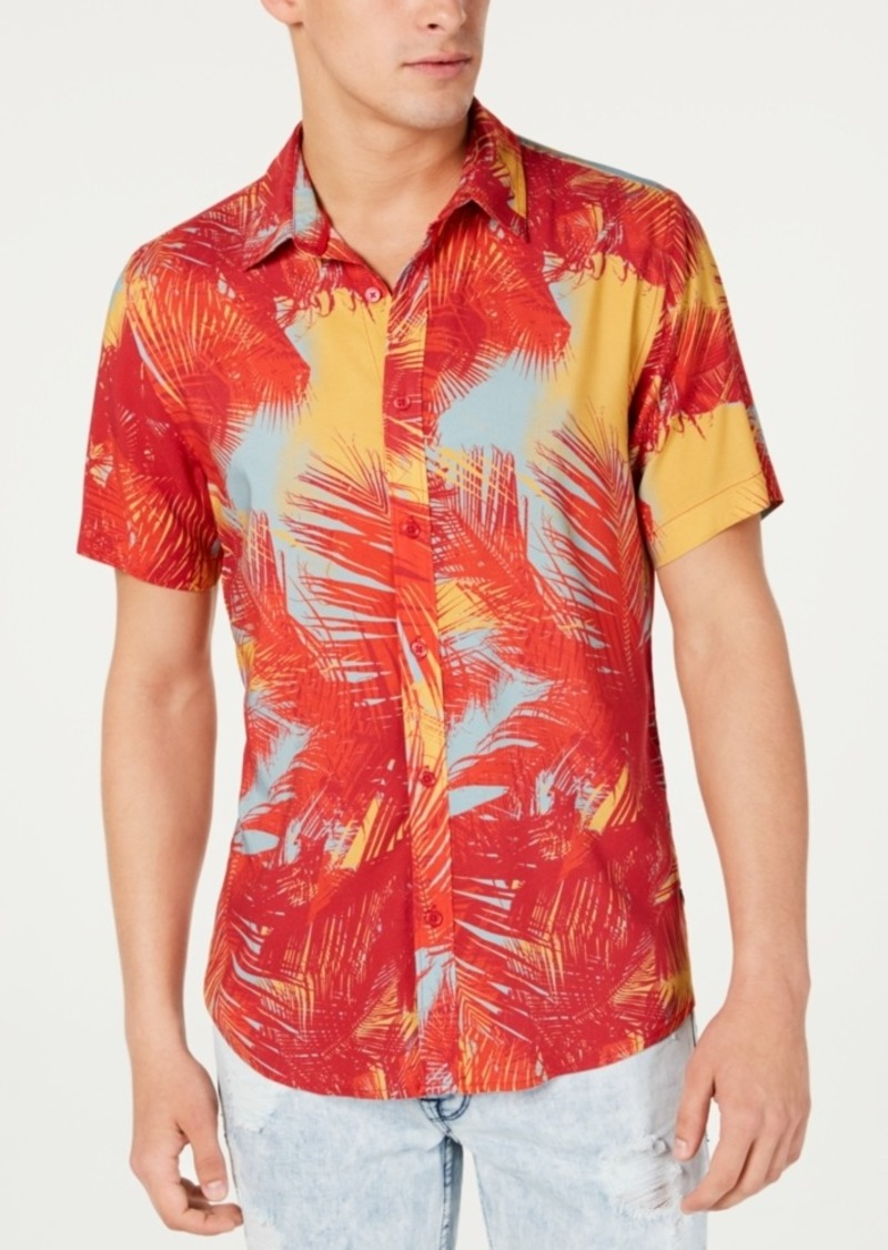 Guess Men's Rogan Island Breeze Shirt