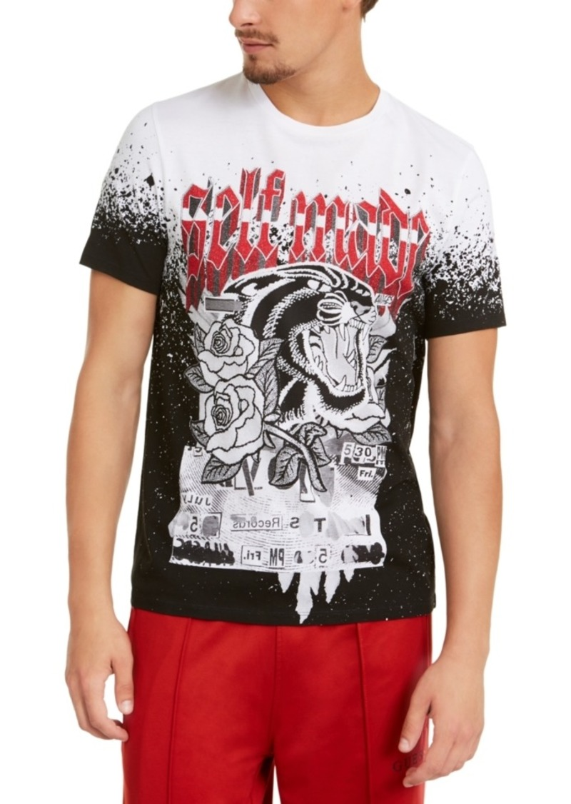 Guess Men's Self Made Graphic T-Shirt