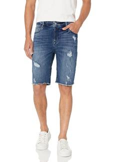 GUESS Men's Slim Fit Denim Short
