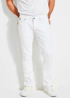 GUESS Men's Slim Fit Mid Rise Tapered Leg Jean  31W X 30L