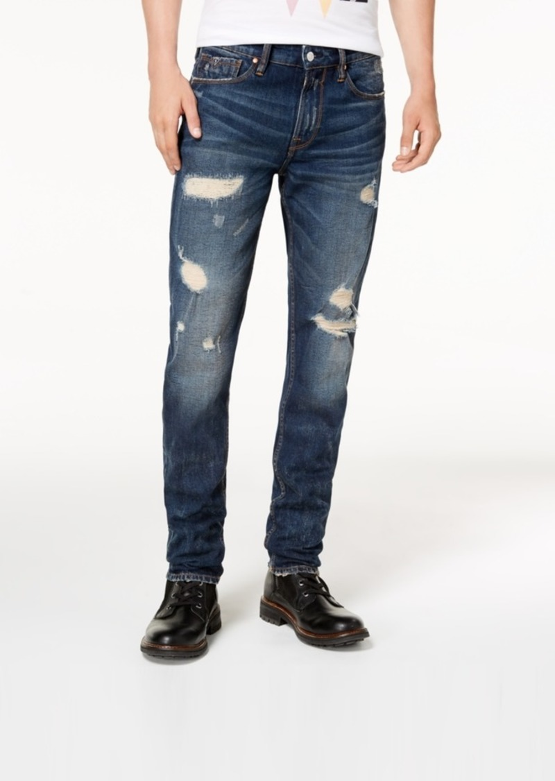 Guess Men's Slim-Fit Tapered Jeans