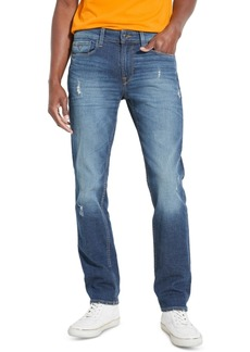 Guess Men's Slim-Straight Basic Jeans