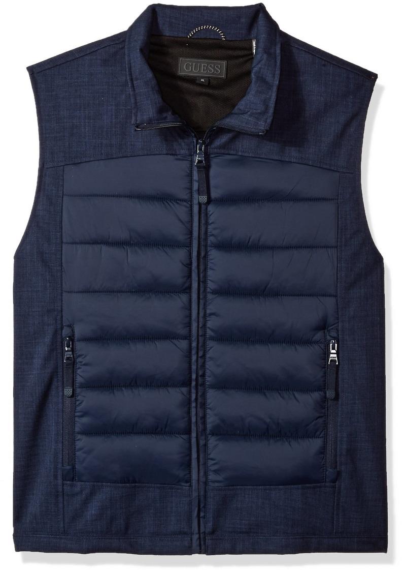 All Mens Sale Guess >> Men S Soft Shell Vest Xxl