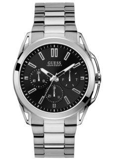 Guess Men's Stainless Steel Bracelet Watch 44mm