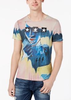 Guess Men's Star Girl Graphic T-Shirt