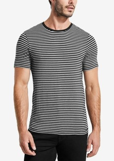 Guess Men's Stone Striped T-Shirt