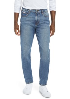 GUESS Men's Stretch Slim Straight Jeans (Go Vintage Stone)