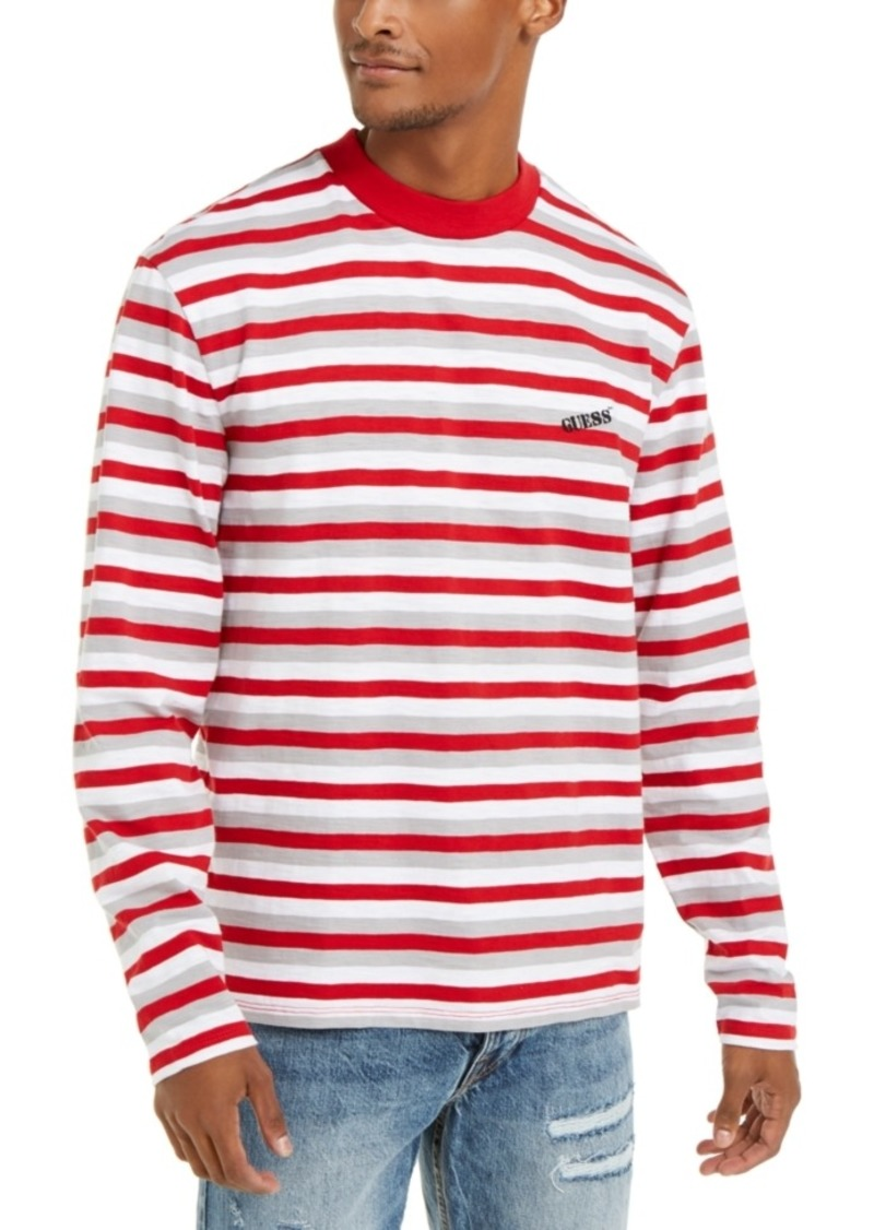 Guess Men's Stripe Shirt