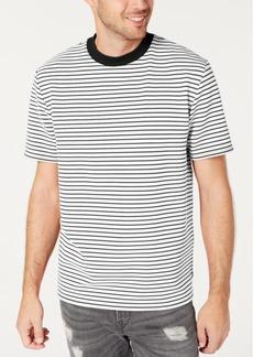 Guess Men's Striped T-Shirt