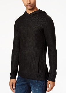 Guess Men's Sweater-Knit Hoodie
