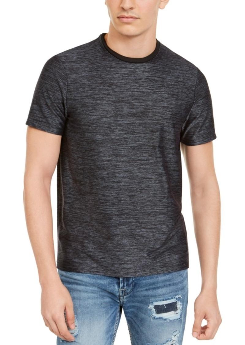 Guess Men's Textured T-Shirt