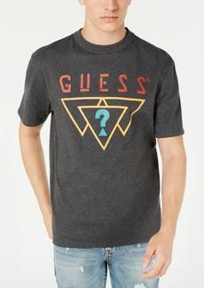 Guess Men's Triple Triangle Logo T-Shirt