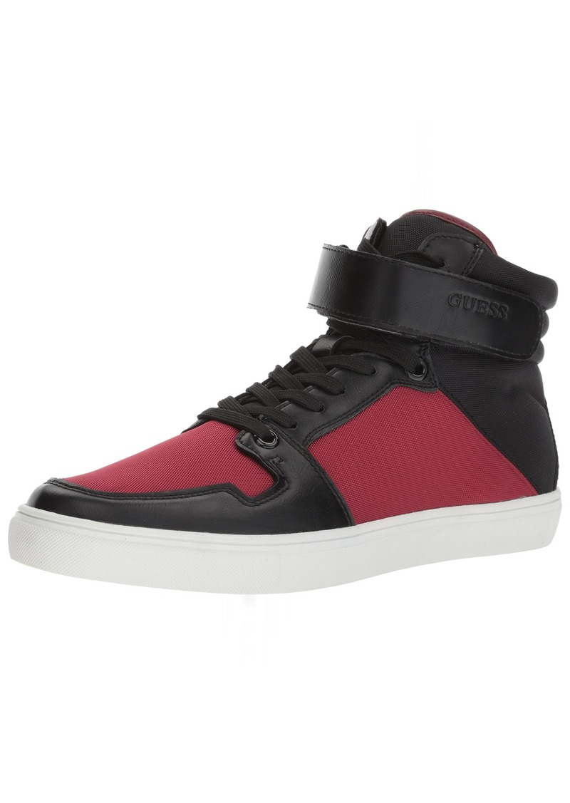 GUESS Men's TROTTA Sneaker   Medium US