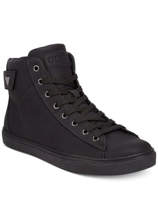 Guess Men's Tulley High-Top Sneakers Men's Shoes