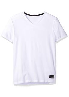 GUESS Men's V Neck T-Shirt  M