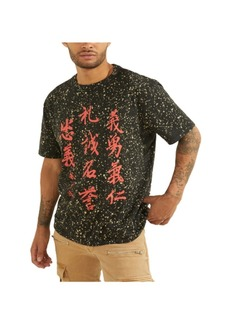 Guess Men's Warrior Oversized Tee