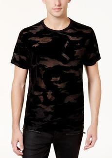 Guess Men's Wynn Burnout Camo T-Shirt