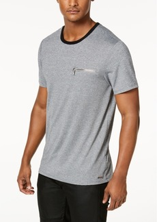 Guess Men's Zip-Pocket T-Shirt
