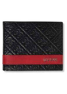 Guess Mesa Billfold Men's Leather Wallet