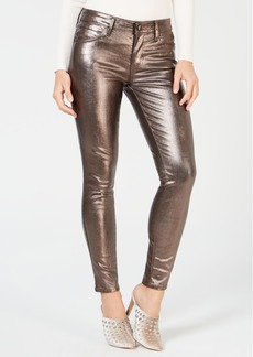 Guess Metallic Skinny Jeans