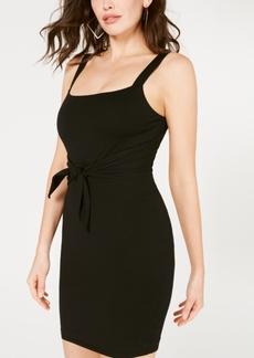 Guess Millea Sleeveless Tie-Front Dress
