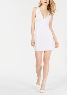 Guess Mirage Cutout Bandage Dress