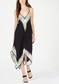 Guess Miranda Adjustable Handkerchief Dress