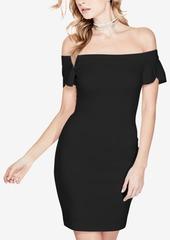 Guess Molly Tulip-Sleeve Bodycon Dress