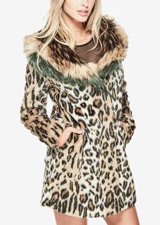 Guess Natalia Faux-Fur Jacket