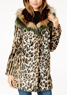 Guess Natalia Faux-Fur Jacket