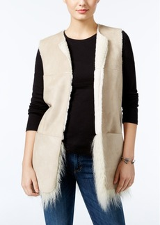 Guess Nicola Faux-Fur-Lined Vest