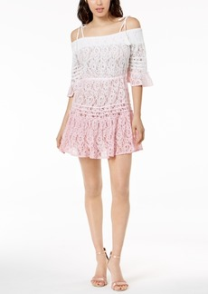 Guess Nissi Ombre Lace Dress