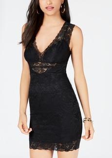 Guess Noreen Lace Mini Dress